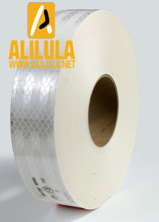 WS-10-W01, ECE Conspicuity Tape 50mm*50yards Diamond Grade Truck Reflective Tape