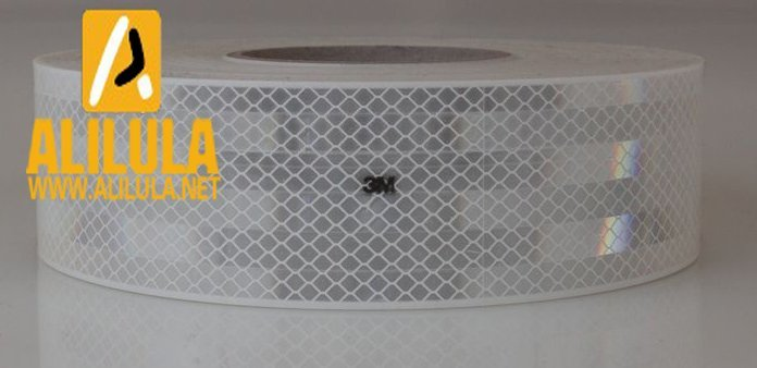 WS-10-W01, ECE Conspicuity Tape 50mm*50yards Diamond Grade Truck Reflective Tape