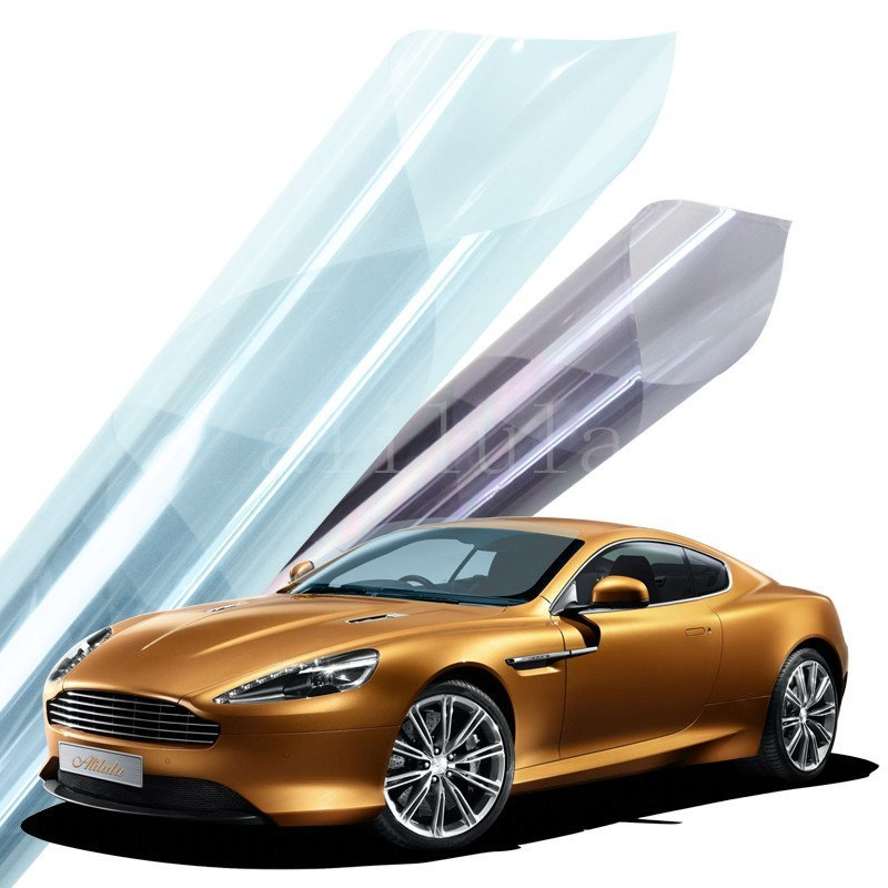 R-BL20, 1.52M*25M/30M/50M High Heat Reflective Automobile Window Film