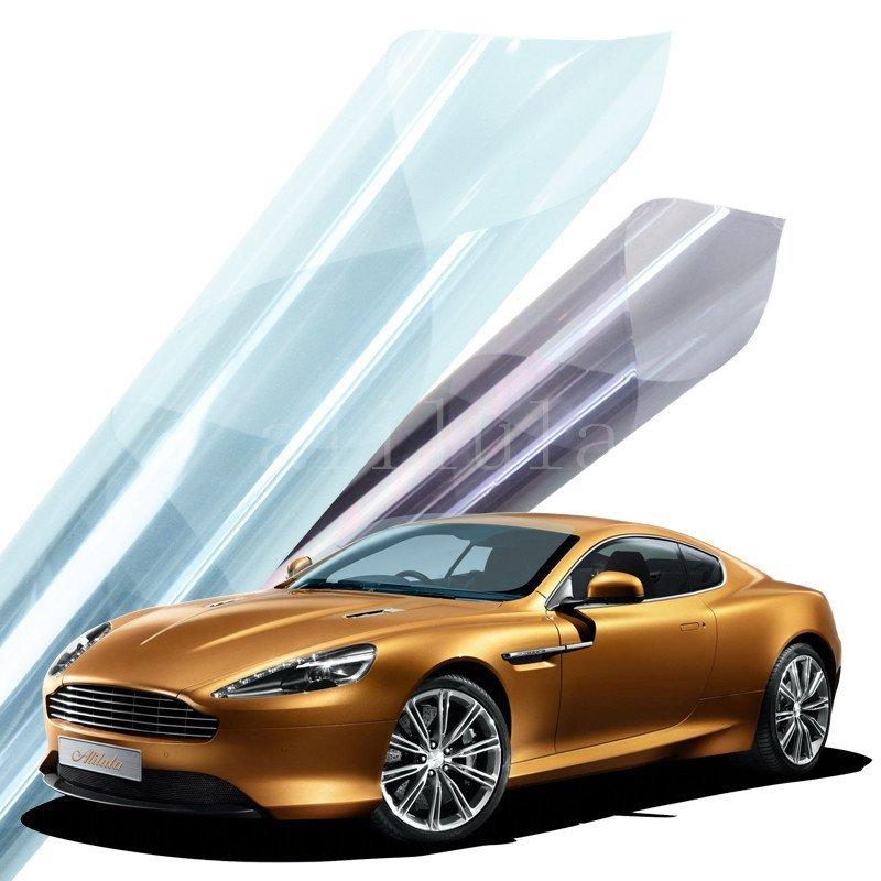 lanjingling, 1.52M*25M/30M/50M High Heat Reflective Automobile Window Solar Heat Reflective Film