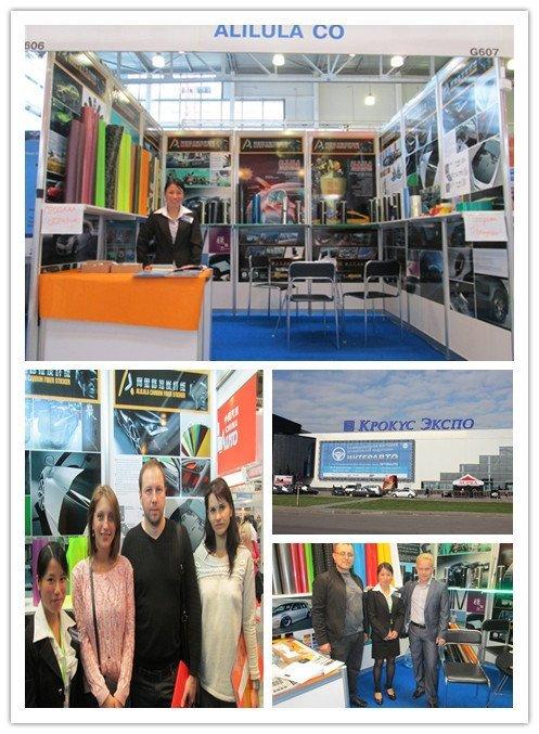 2013 Auto Show Russia, Stand No. G706