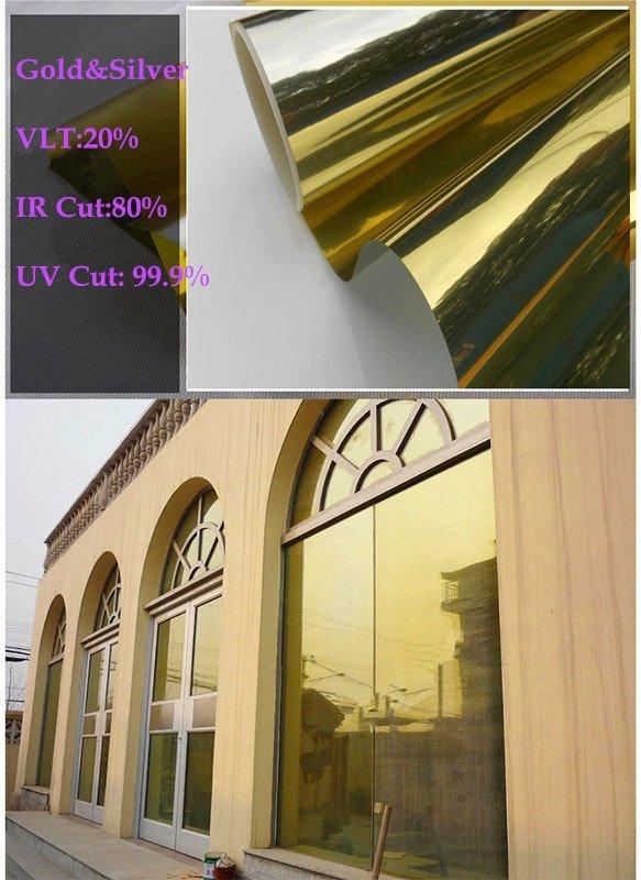 Low e Window Glass Film