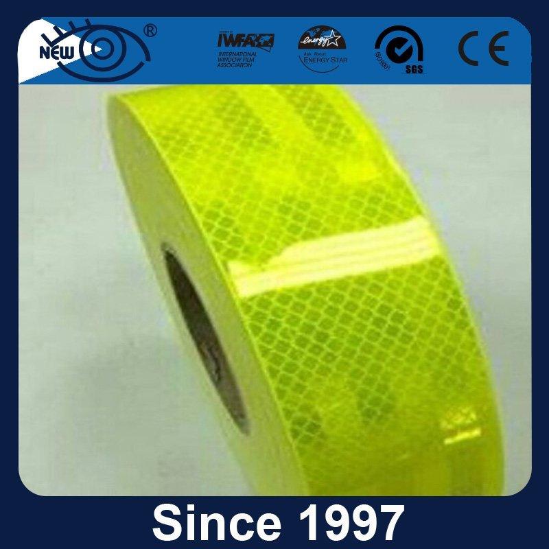 WS-10-RW1, DOT-C2 Conspicuity Tape 50mm*50yards Diamond Grade Reflective Tape