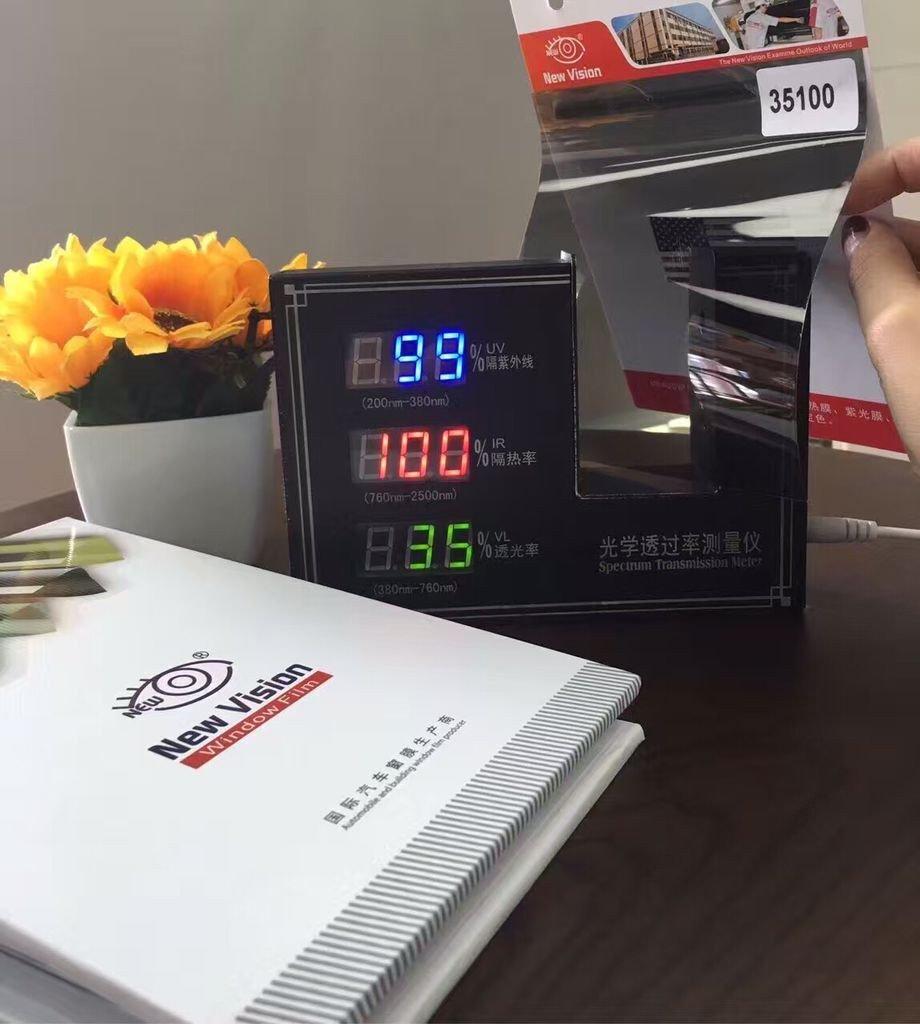CR40, 100% Infrad Ray Rejection 38% VLT Ceramic Solar Control Film