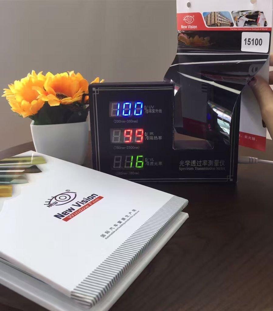 CR20, 100% Infrad Ray Rejection Ceramic Solar Film