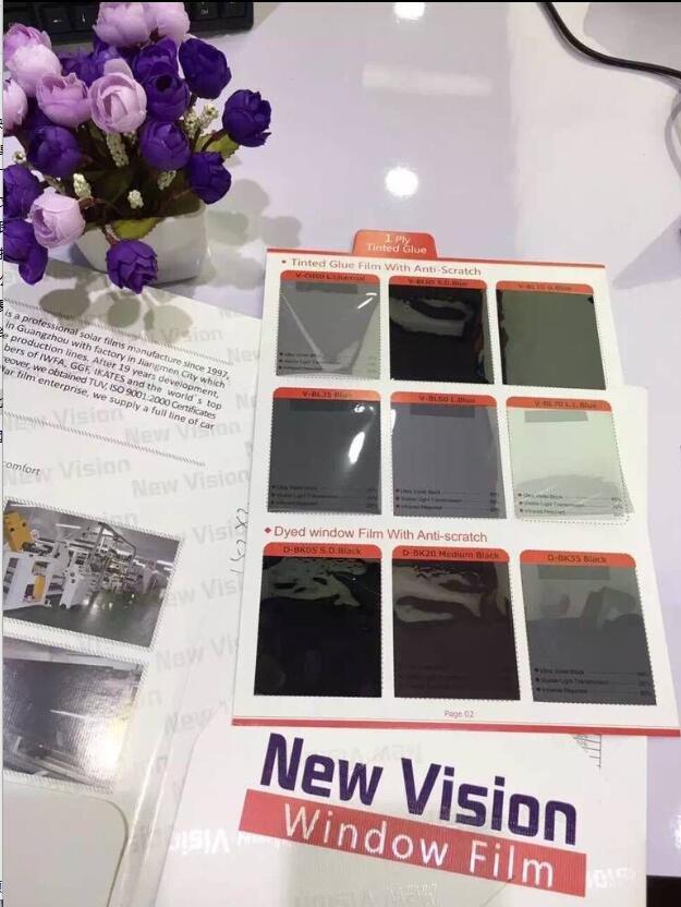 window tint film, V-Bk05